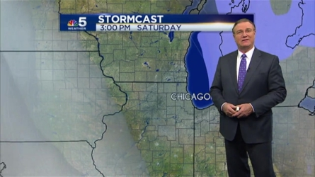 There's snow on the way for the Chicago area. Brant Miller details how much snow we could see and when it will arrive.