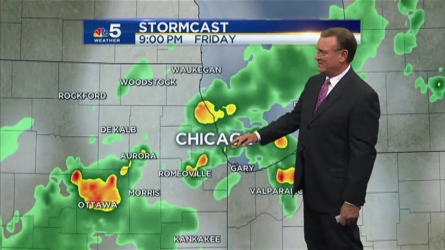 The holiday weekend will begin uncomfortable and humid, but may clear up by Sunday. NBC 5 Meteorologist Brant Miller has your full forecast.