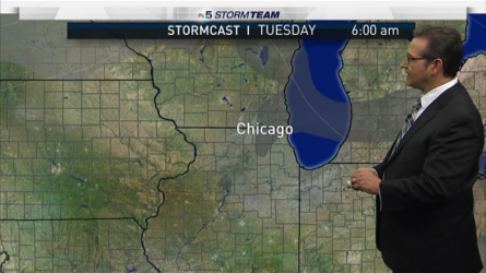 NBC 5's Andy Avalos gives us a look at the weather forecast.
