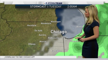 <p>NBC 5 meteorologist Kalee Dionne has your latest forecast update.</p>