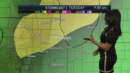 <p>NBC 5 meteorologist Alicia Roman has your latest forecast update.&nbsp;</p>