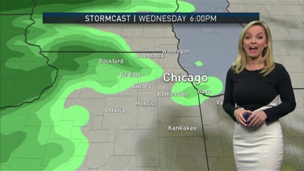 <p>NBC 5's Kalee Dionne gives us a look at the weather forecast.&nbsp;</p>