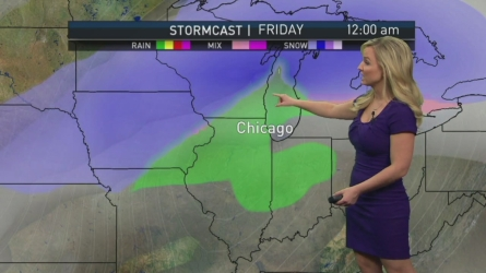 <p>Kalee Dionne has the latest forecast update for the Chicago area.&nbsp;</p>