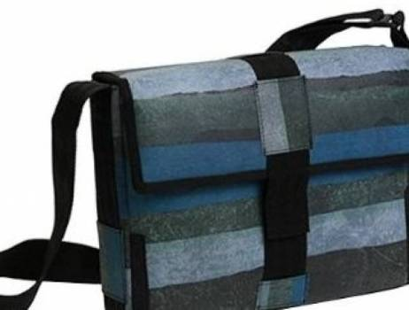 Global Girlfriend Laptop Bag