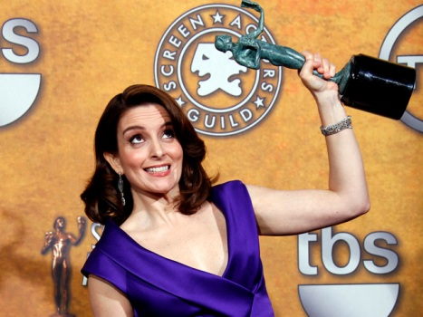 Bring on Tina Fey as Third Oscar Host