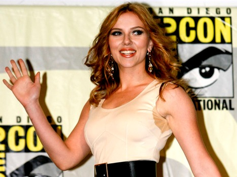 "ScarJo Interested in Going to ""Old St. Louis"" With Vince Vaughn, David O. Russell"