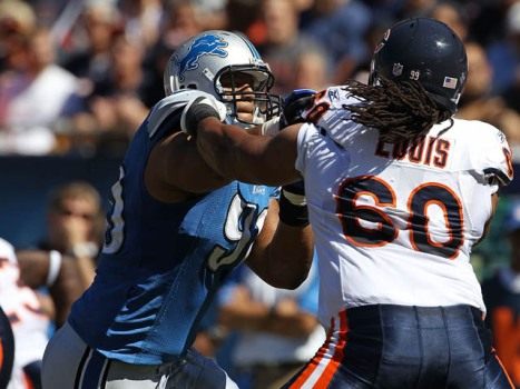 Then and Now: Bears Not Same Team Who Barely Beat the Lions