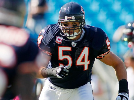 Brian Urlacher Is the Comeback Kid