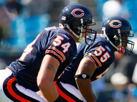 Vintage Play from Briggs and Urlacher