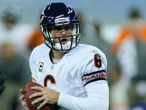 Jay Cutler Set to Reunite with Old Flame, Brandon Marshall