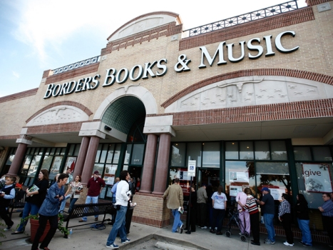 Independent Booksellers Chime in on Borders Bankruptcy: Guest