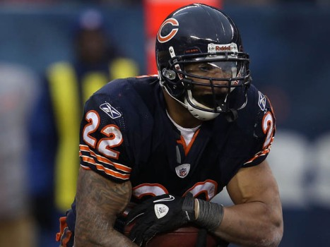 Bear Bites: Matt Forte's Calling You