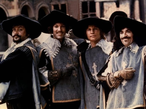 "Doug Liman Directing One of the Dueling ""Three Musketeers"" Films"