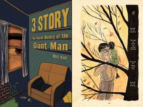 """Milk"" Man Bringing ""The Secret History of the Giant Man"" to the Big Screen"