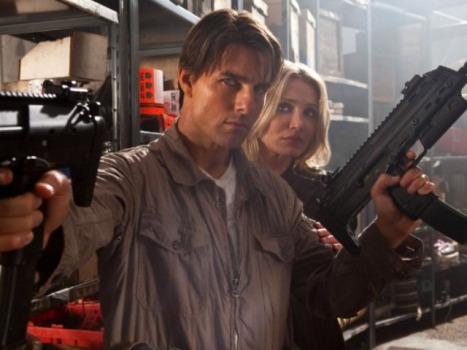 """Knight and Day"" Cruises to Earlier Release Date"