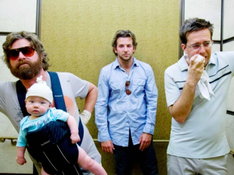 """Hangover""  Party Begins Again, Leads MTV Award Nominations"