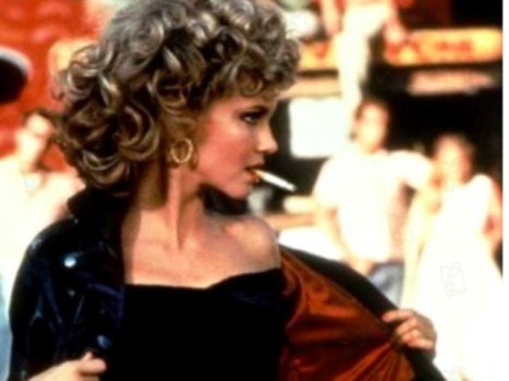 "Olivia Newton-John and Smokin' ""Grease"" Catsuit Are Back"