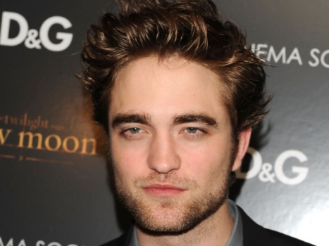 "Robert Pattinson Plays It Safe With ""Water"""