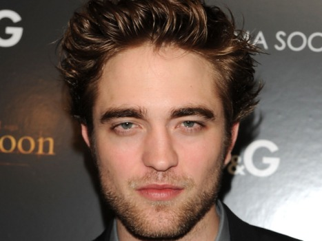 Robert Pattinson as Kurt Cobain? Nevermind
