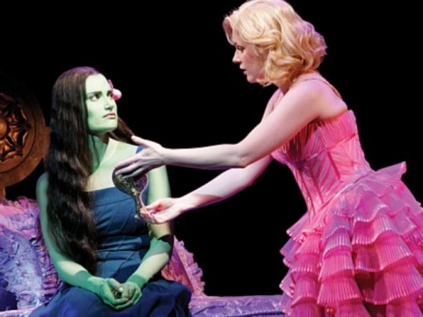 """Wicked"" Following the Yellow Brick Road to Screen Glory"