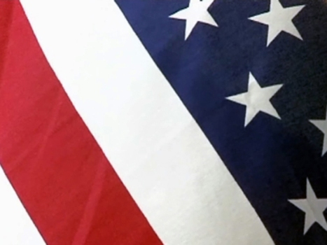 Illinois GOP'ers More Likely to Love the American Flag