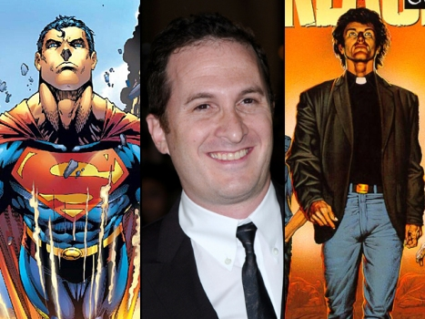 """Superman"" and ""Preacher"" Vying for Darren Aronofsky's Affections"
