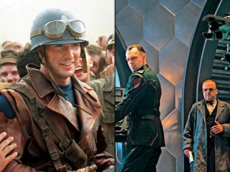"""Captain America"" Pics Renew Cautious Hope"