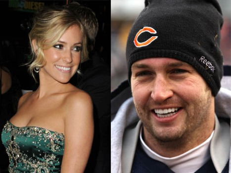 Cutler's Lady Tells Magazine She Loves Him