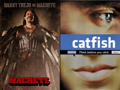 "Now On Home Video: Taking a ""Machete"" to ""Catfish"""