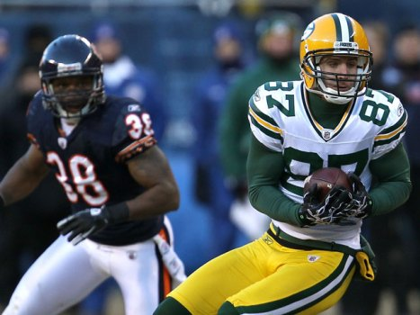 Bears + Packers = TV Ratings Win