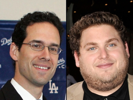 "Jonah Hill to Star in ""Moneyball"" as Fit, Brainy Jock-Exec"