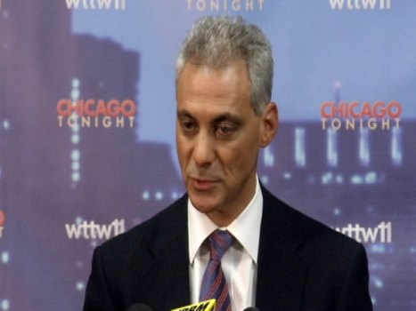 Rahm's Tan Made Him Bully's Target