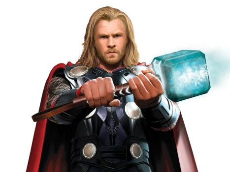 Marvel Springs Another Leak, Thor Latest Victim/Beneficiary