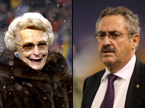 Why Zygi Wilf Trumps Virginia McCaskey as an Owner