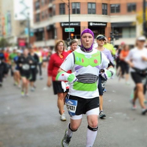Your #ChicagoGram Photos: Marathon 2012