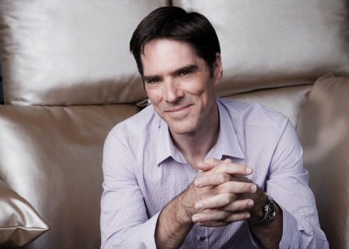 "Thomas Gibson Glad to Have Brewster and Cook Back on ""Criminal Minds"""