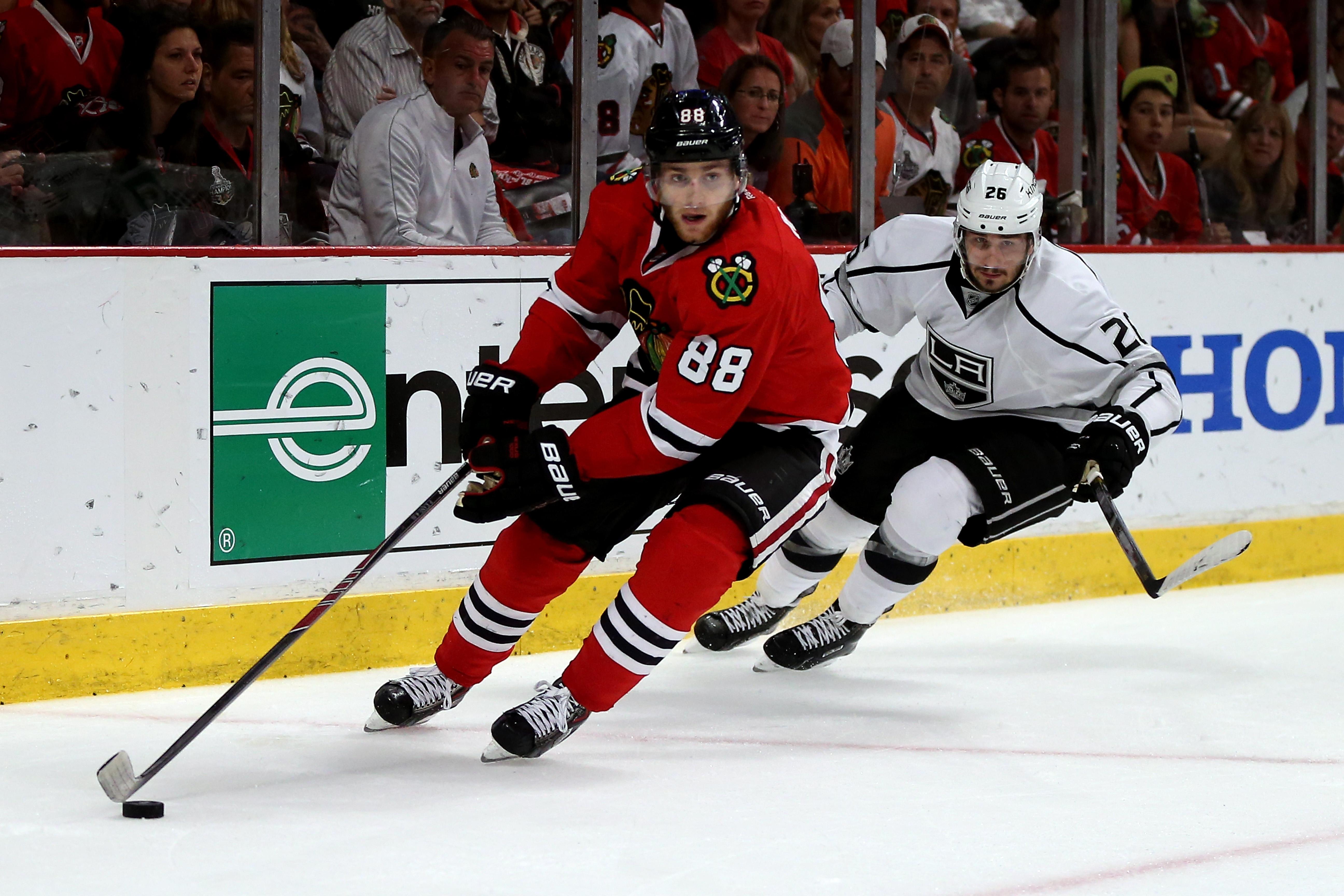 Kane's Offseason Hockey Games Shouldn't Worry Hawks Fans