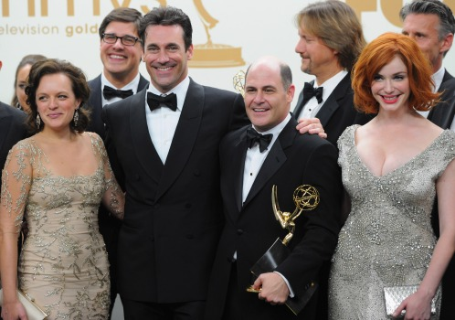 """Mad Men"" Season Five: Creator Matthew Weiner Intertwines the Characters Lives with Turbulent Times"