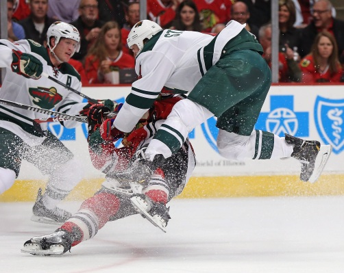 Things To Consider For Wild - Hawks Game 3