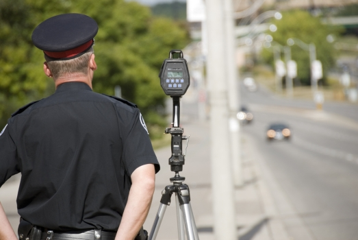 Welcome to Chicago: America's Largest Speed Trap