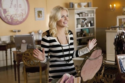 "Elisha Cuthbert is Ready For Some ""Happy Endings"""