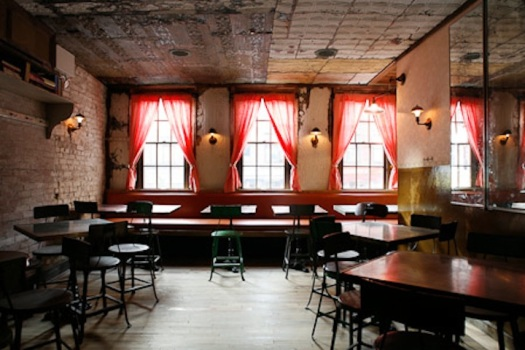 Hole-In-the-Wall Staff Favorite: Tiny's & The Bar Upstairs