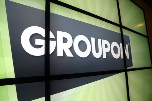 Groupon Records a 3Q Loss