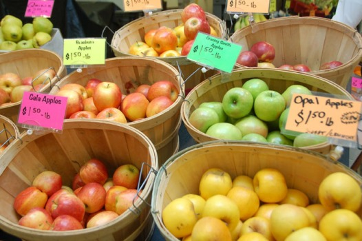 West Side To Get Five New Farmers Markets