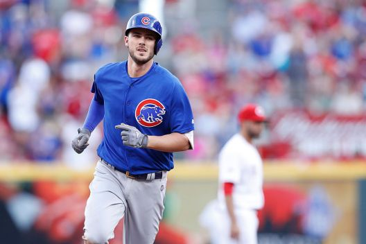 Cubs' Bryant Becomes First With 3 Homers, 2 Doubles