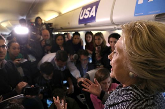 Clinton Makes It Clear She Knows Many World Leaders