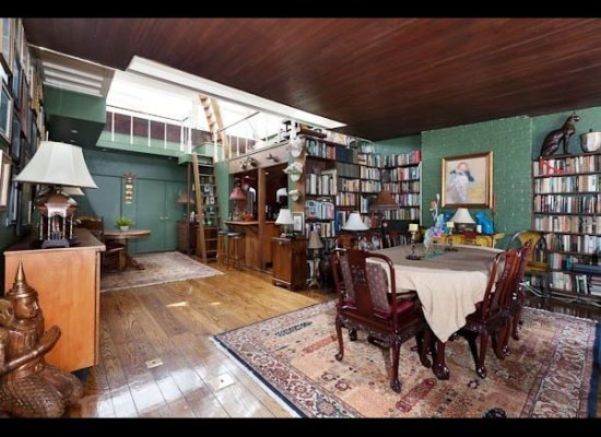 Norman Mailer's Nautical Brooklyn Apartment For Sale