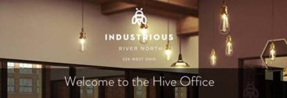 Industrious: River North's New Office Hive
