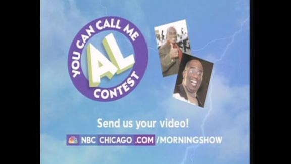 Al Roker Talks About Contest