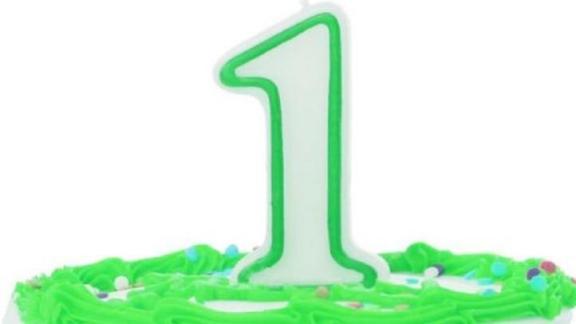 First Birthdays: Friday, April 22